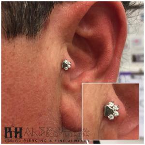 swarovski gold jewelry_piercing_bhillstattoocompany